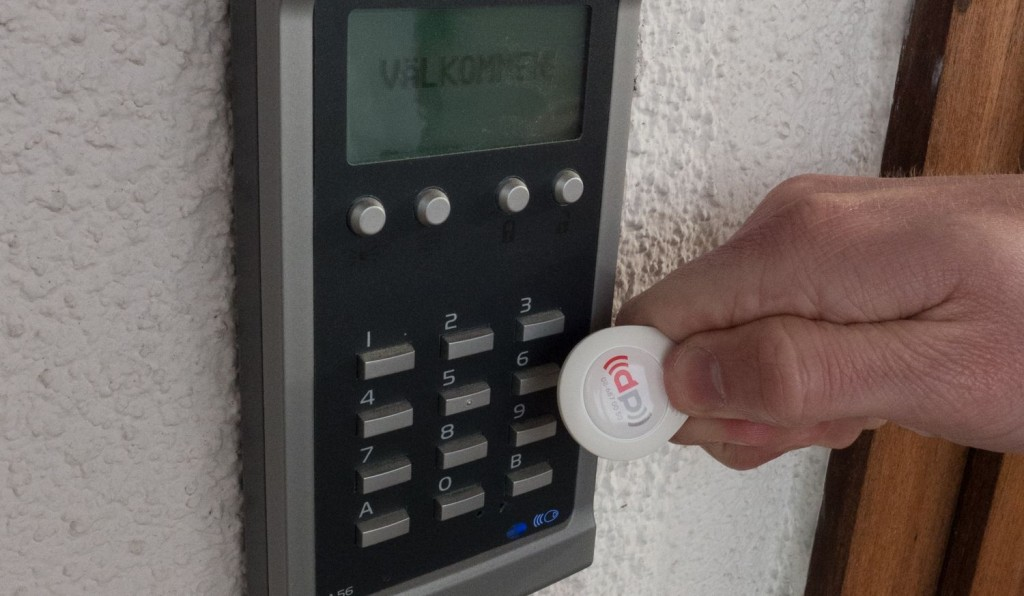 Passersystem i Stockholm med Directpartner